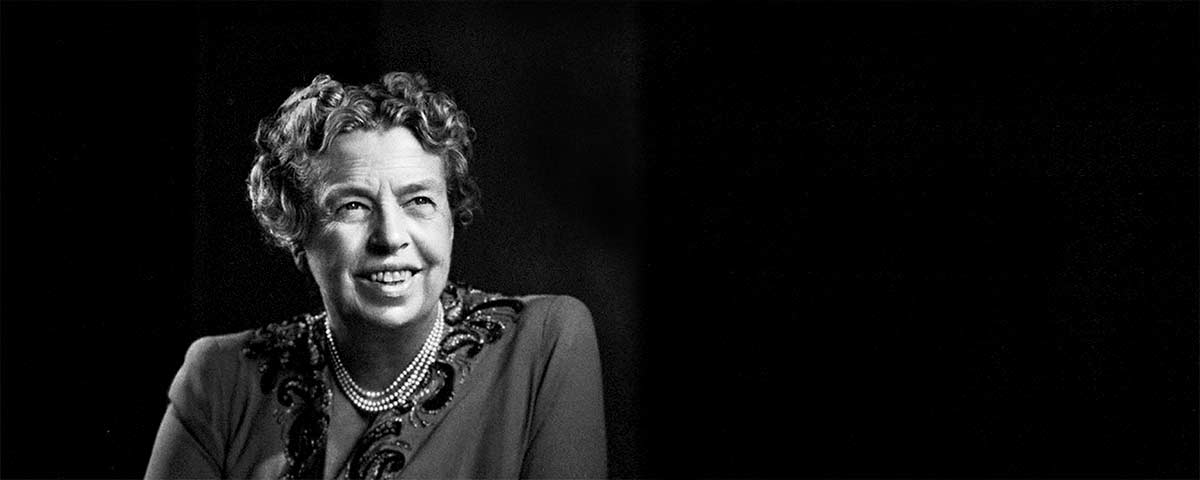 Quotes by Eleanor Roosevelt