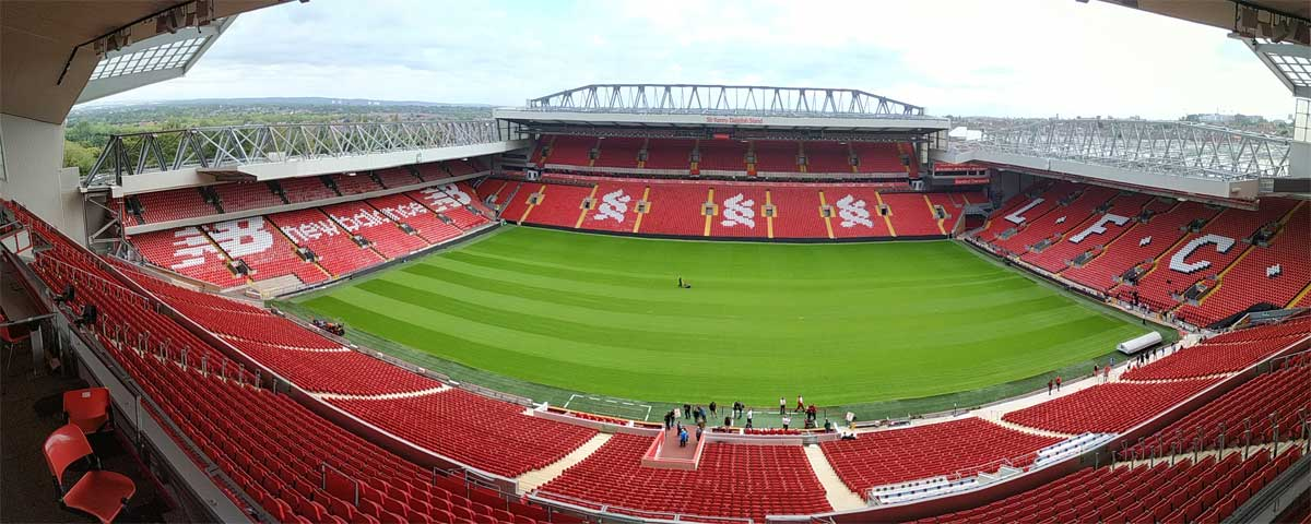 The best Quotes about Liverpool F.C.