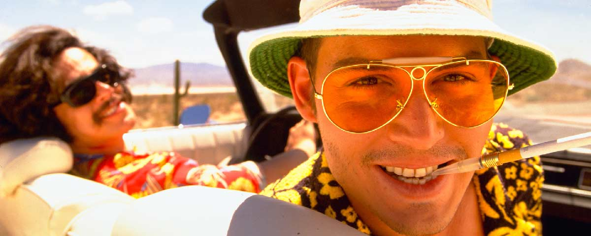 The best Quotes from Fear and Loathing in Las Vegas