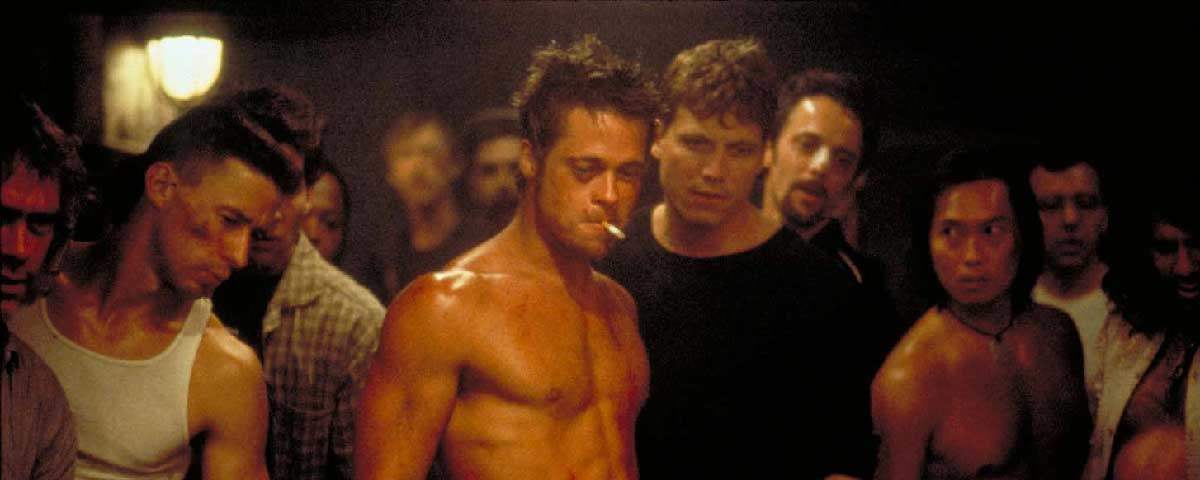The best Quotes from Fight Club