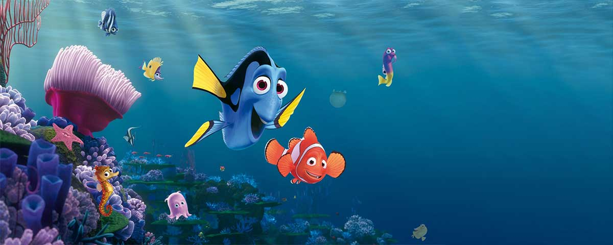 The best Quotes from Finding Nemo