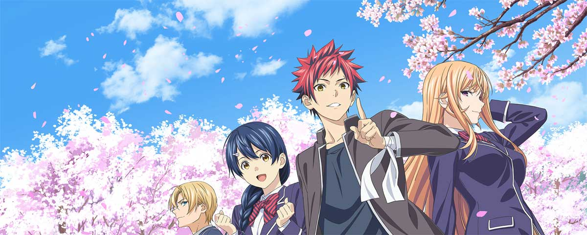 Quotes from Food Wars!: Shokugeki no Soma