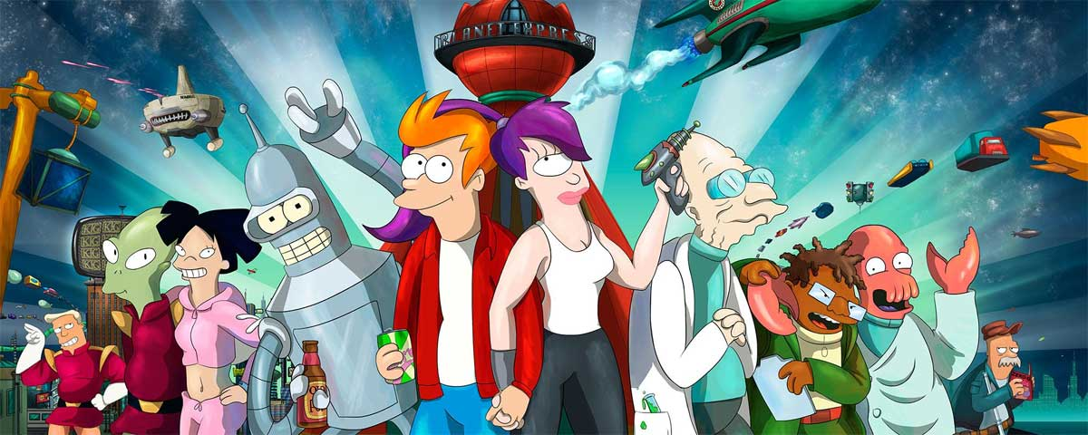 Quotes from Futurama