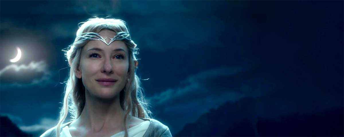 Quotes by Galadriel
