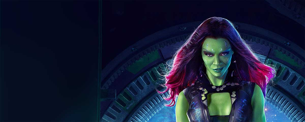 Quotes by Gamora