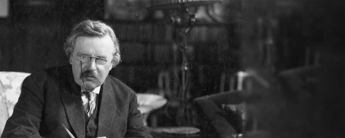Quotes by Gilbert Keith Chesterton