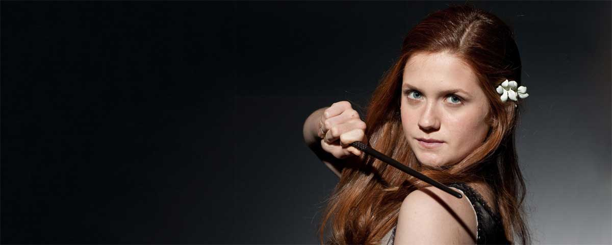 The best Quotes by Ginny Weasley