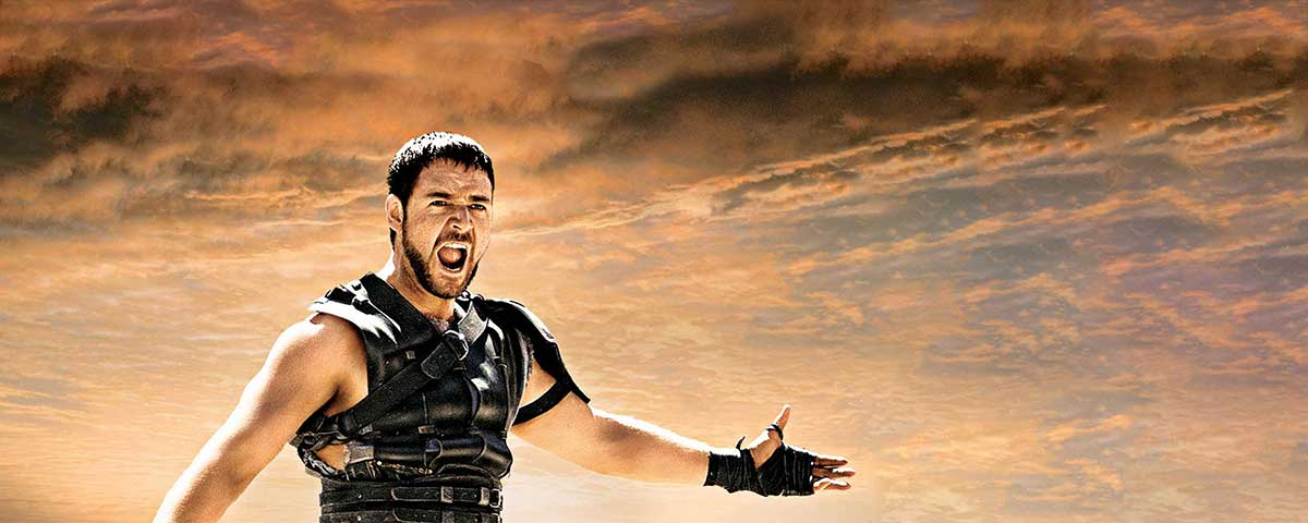 The best Quotes from Gladiator