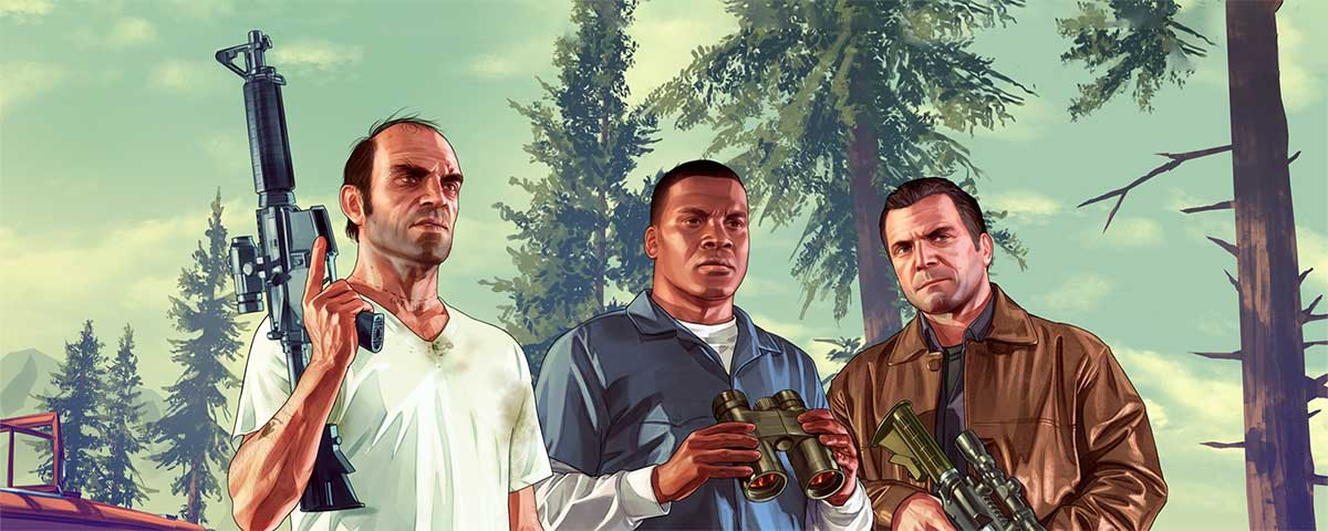 Game Quotes from GTA - Grand Theft Auto