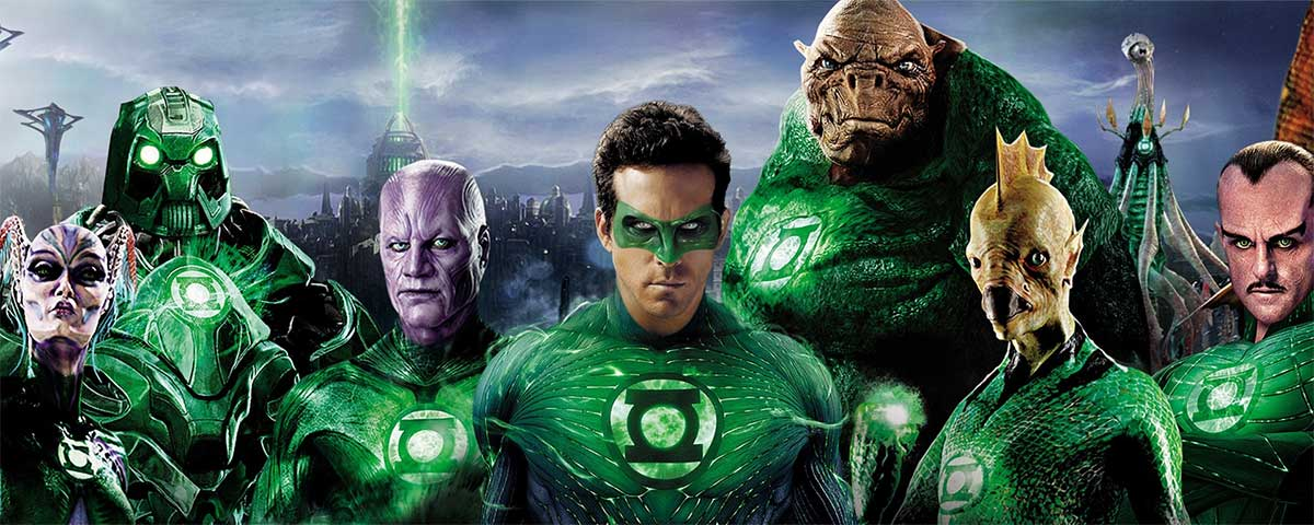 The best Quotes from Green Lantern