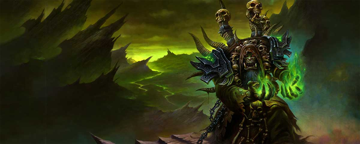 Quotes by Gul'dan