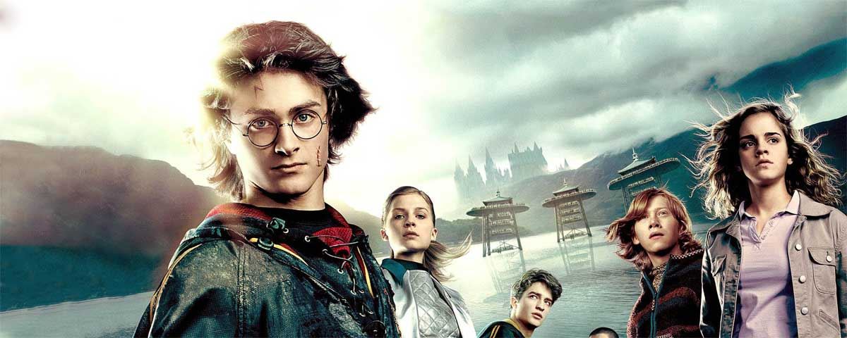 Quotes from Harry Potter and the Goblet of Fire