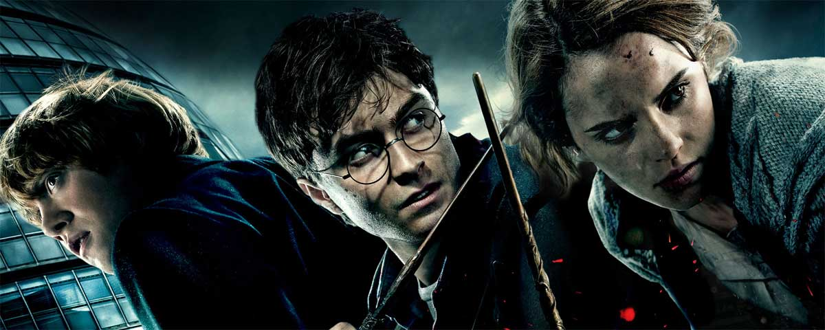Quotes from Harry Potter and the Deathly Hallows