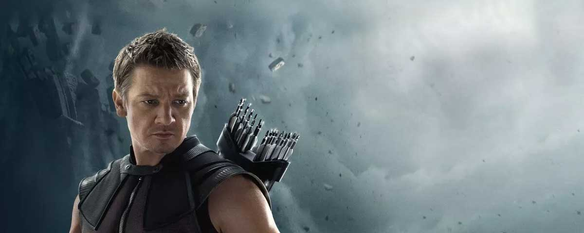 Quotes by Hawkeye