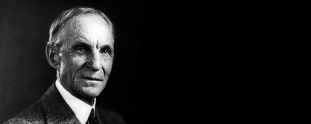 Quotes by Henry Ford