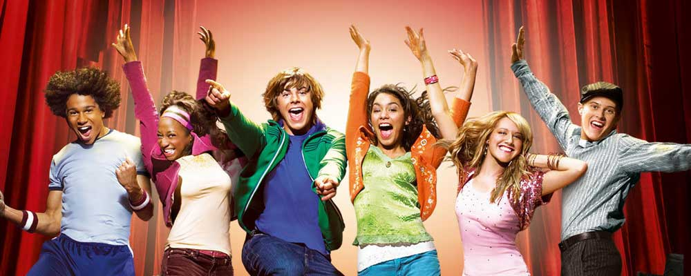 The best Quotes from High School Musical