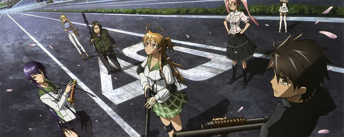 Quotes from Highschool of the Dead