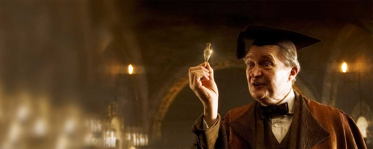 Quotes by Horace Slughorn