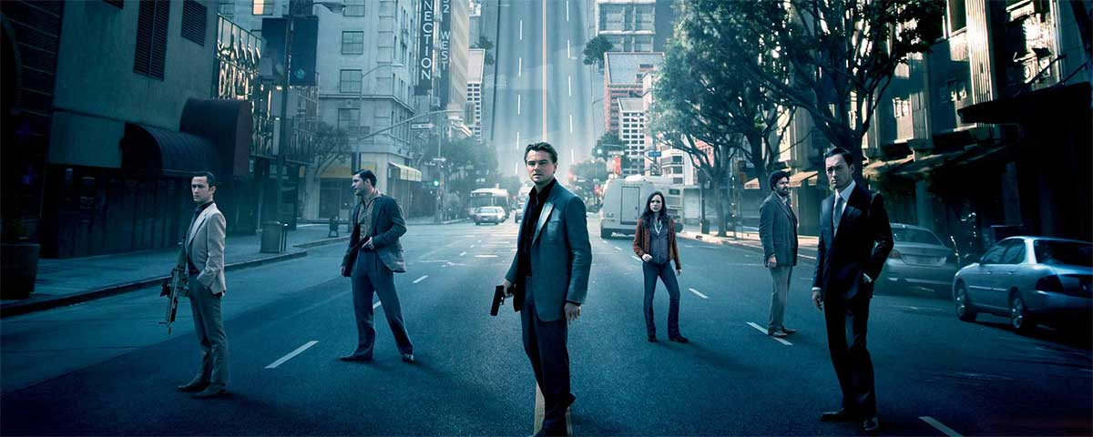 The best Quotes from Inception