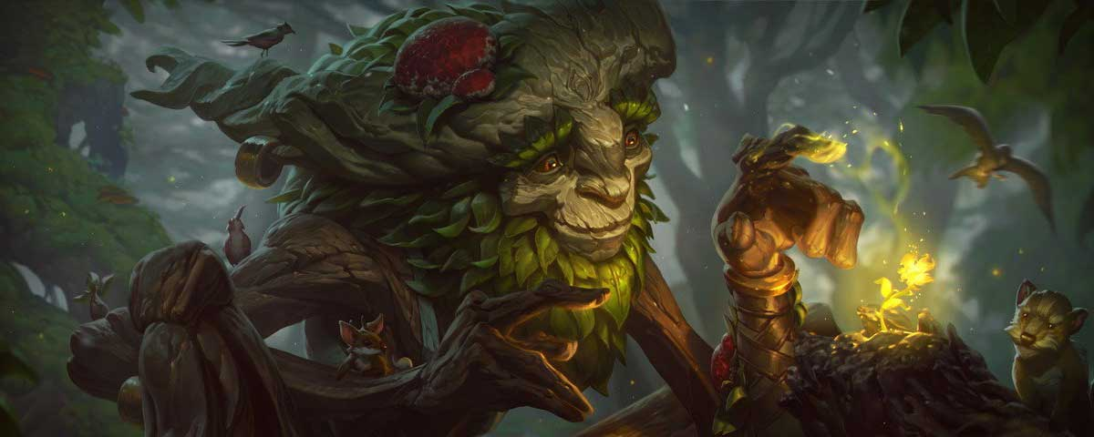 Quotes by Ivern, the Green Father
