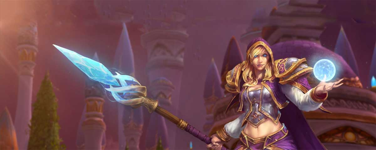 Quotes by Jaina Proudmoore