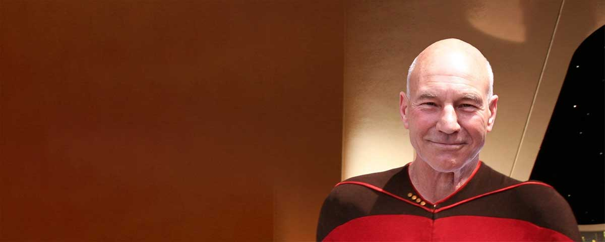 Quotes by Jean-Luc Picard