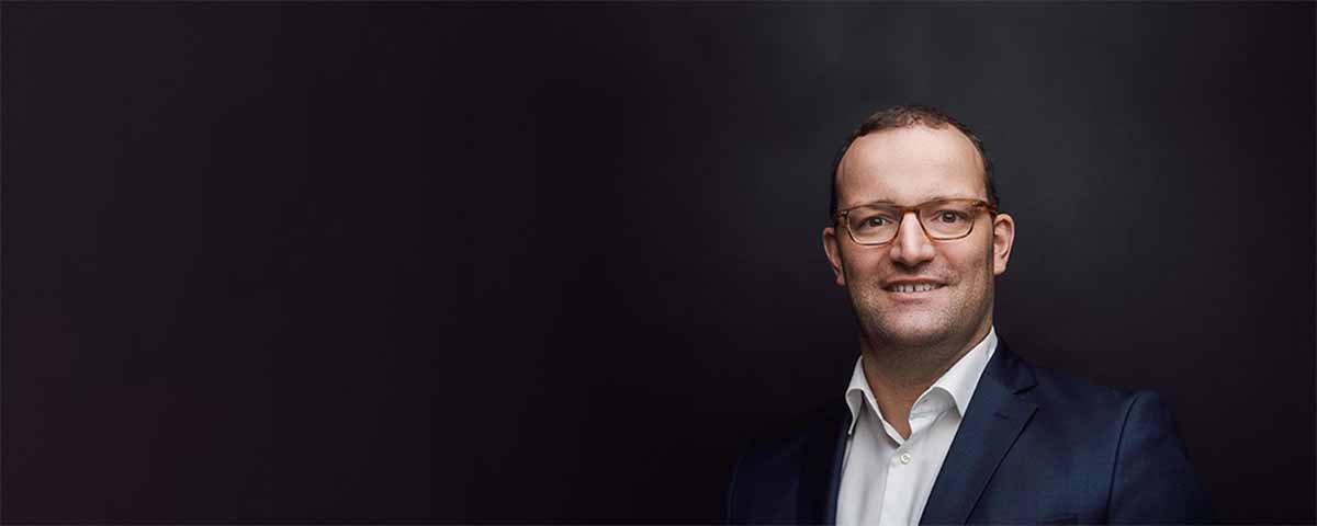 Quotes by Jens Spahn