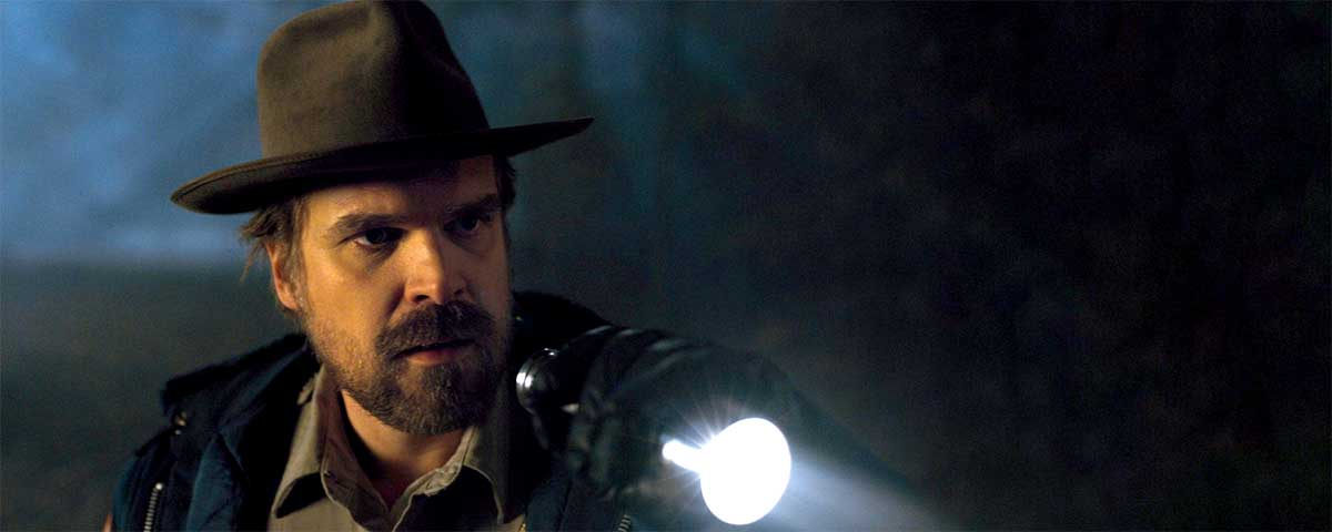 Quotes by Jim Hopper