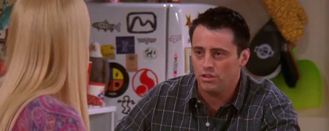 Quotes by Joey Tribbiani