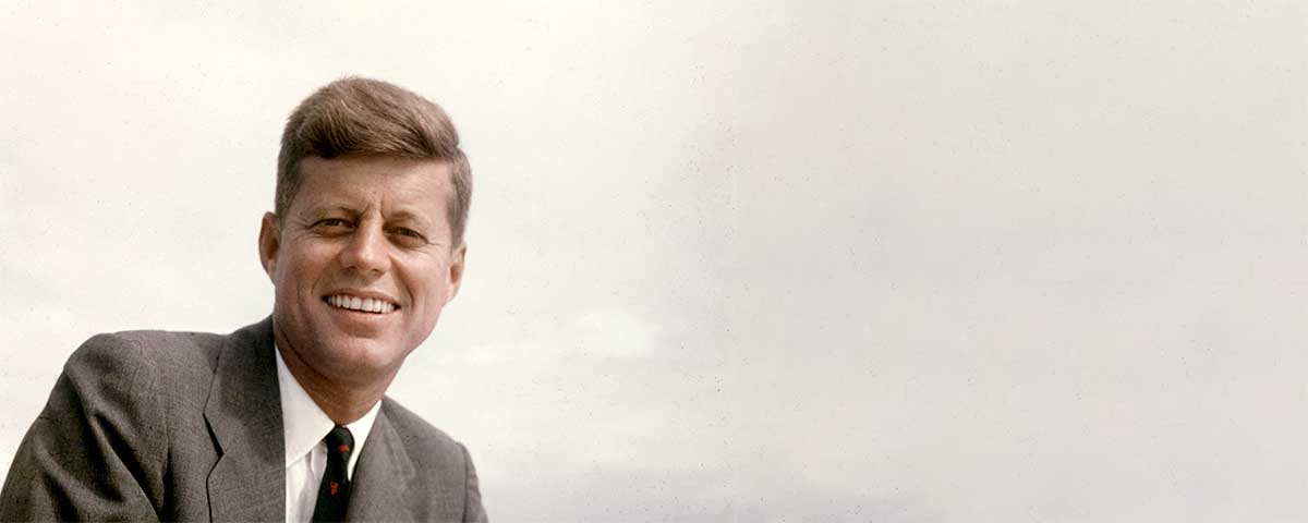 Quotes by John F. Kennedy