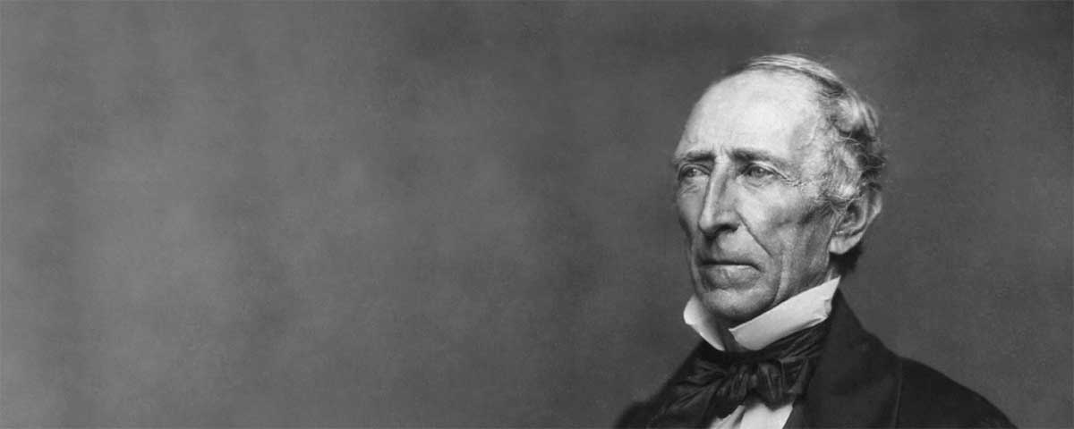 Quotes by John Tyler