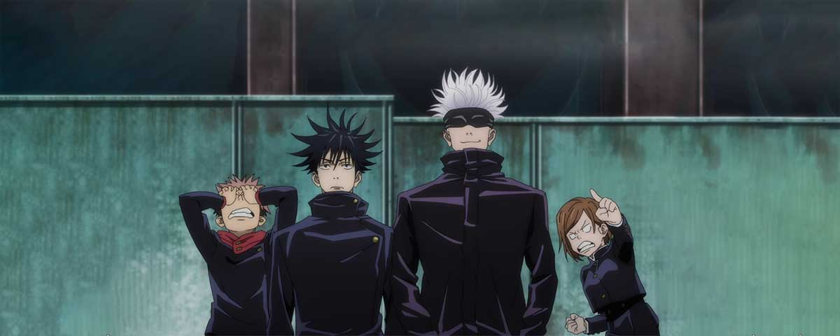 Quotes from Jujutsu Kaisen