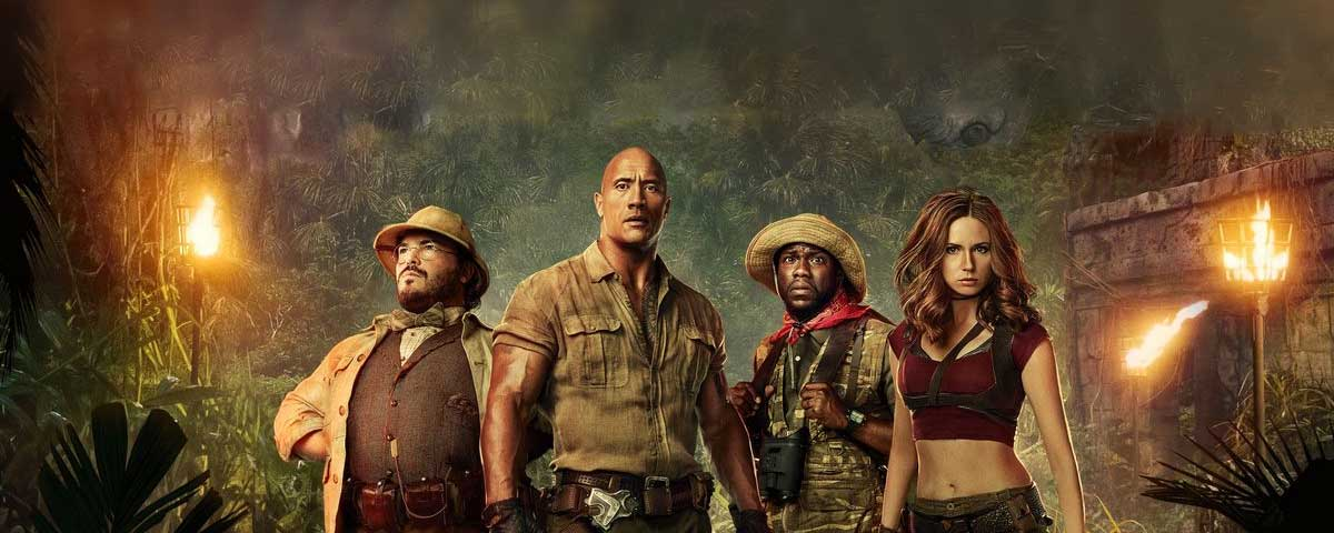 The best Quotes from Jumanji