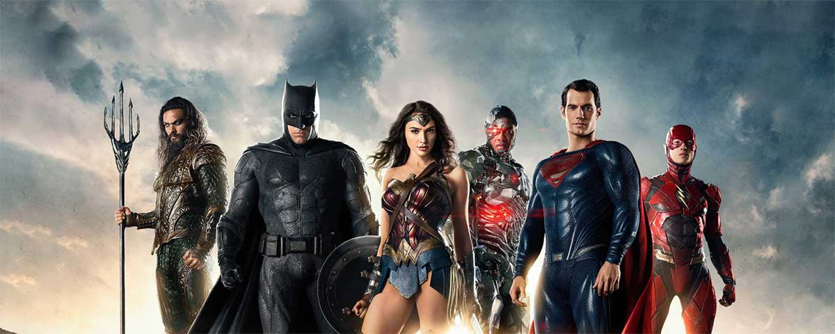 The best Quotes from Justice League