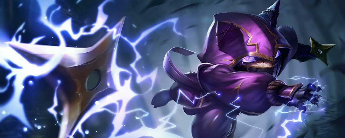 Quotes by Kennen, the Heart of the Tempest