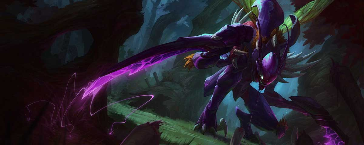 Quotes by Kha'Zix the Voidreaver