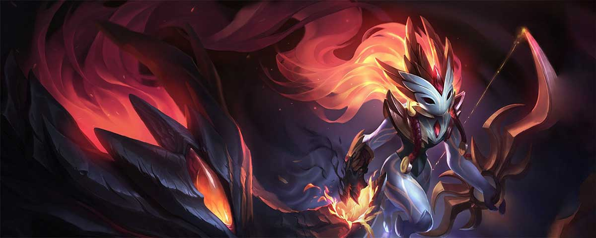 Quotes by Kindred, the Eternal Hunters