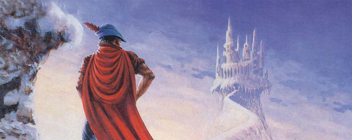 Game-quotes from the King's Quest games