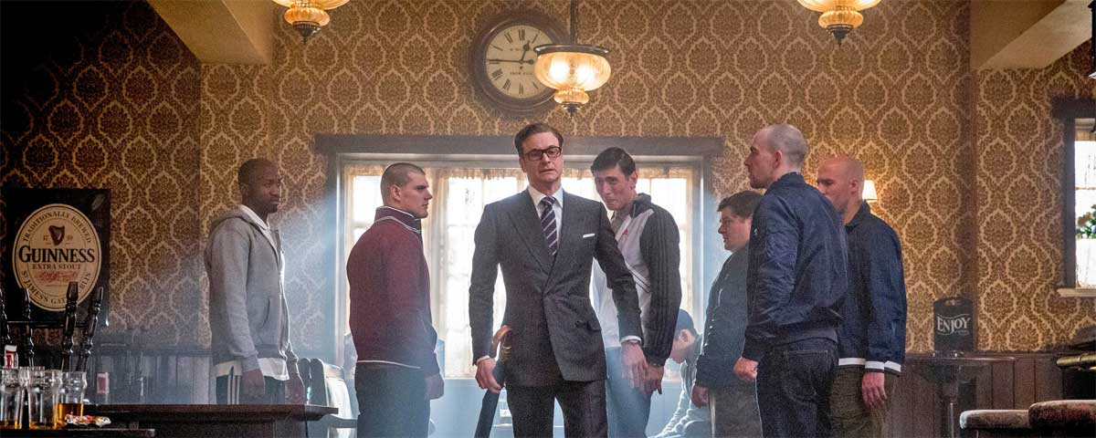The best Quotes from the Kingsman movies