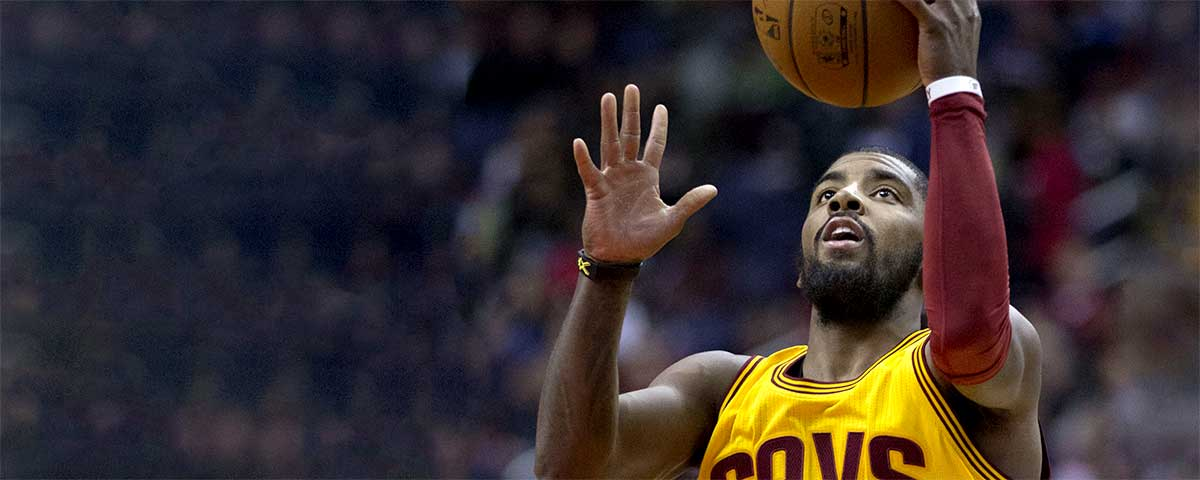 Quotes by Kyrie Irving