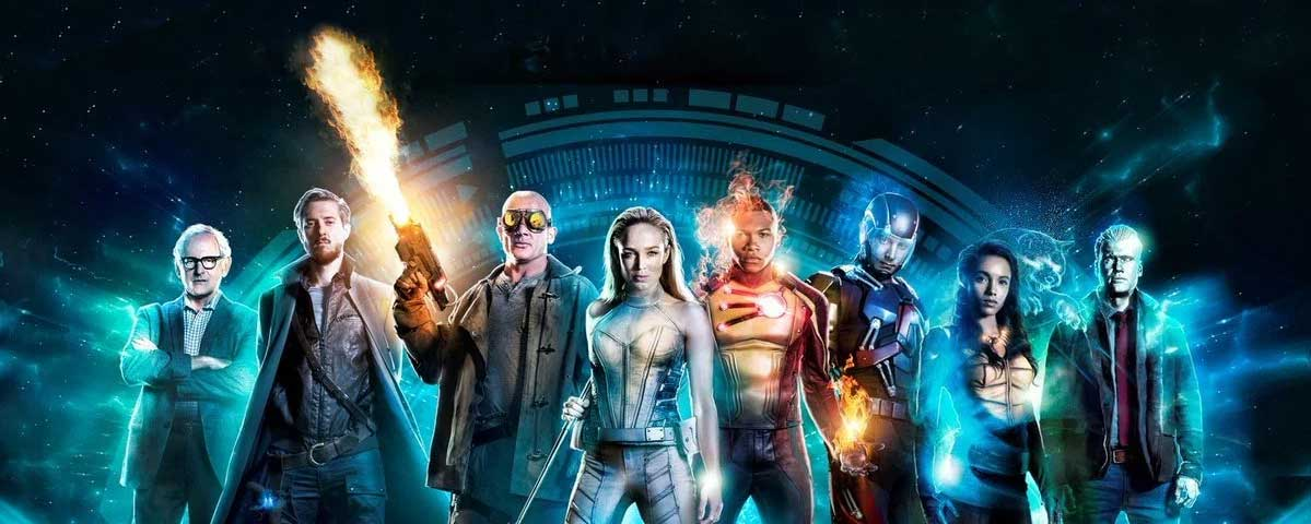 Quotes from Legends of Tomorrow