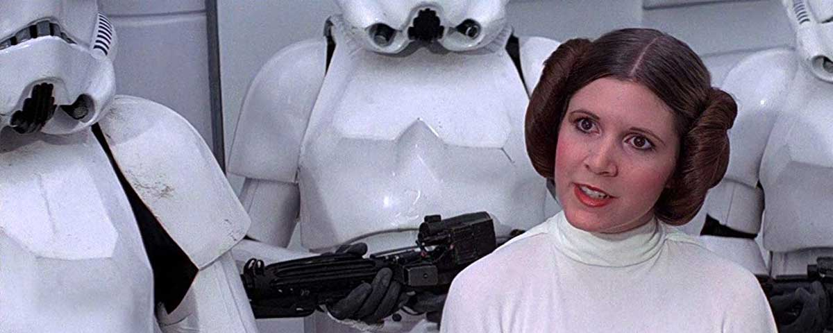 Quotes by Leia Organa