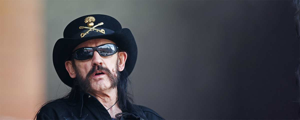 Quotes by Lemmy Kilmister