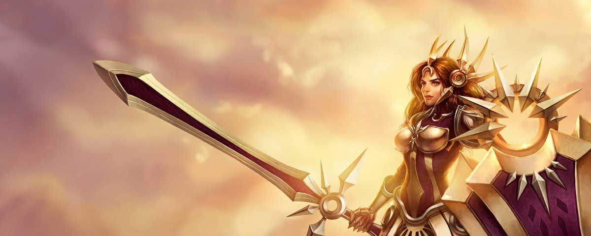 Quotes by Leona the Radiant Dawn