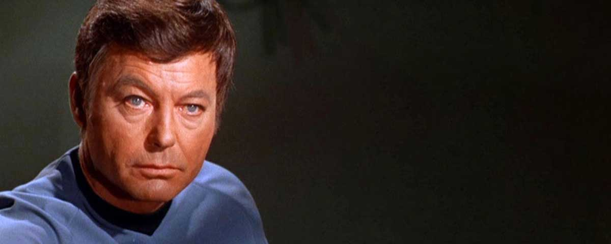 Quotes by Leonard McCoy