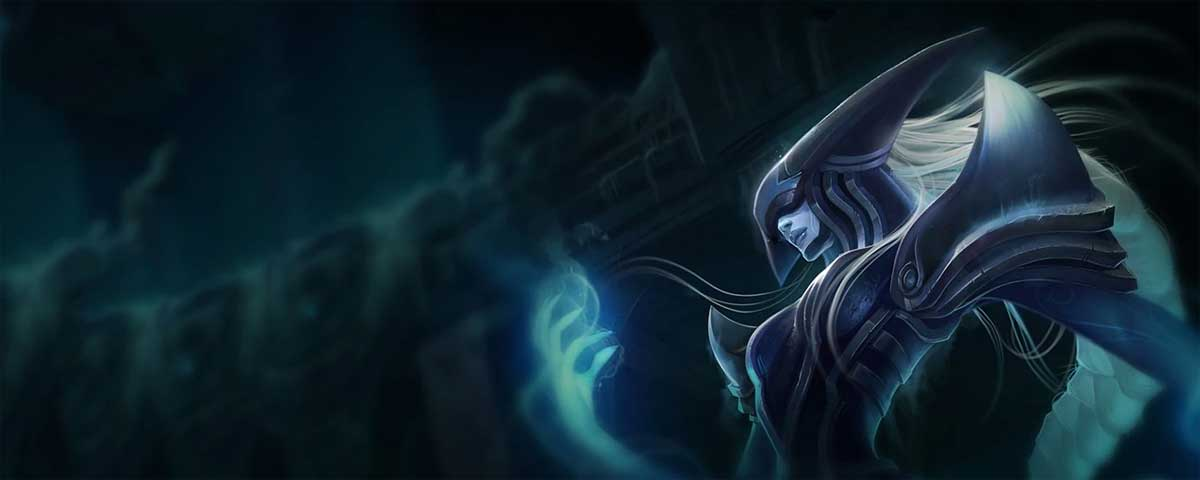 Quotes by Lissandra the Ice Witch