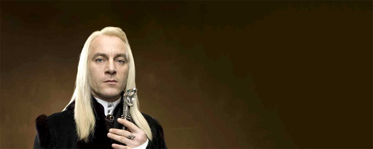 Quotes by Lucius Malfoy