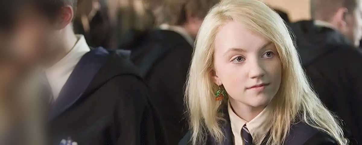 Quotes by Luna Lovegood