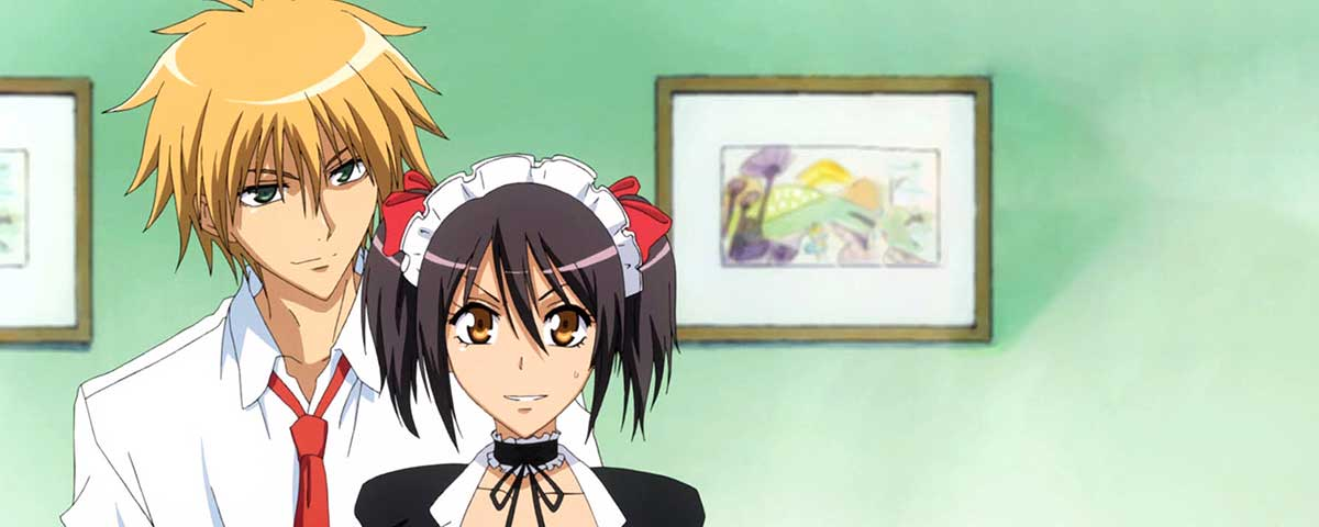 Quotes from Maid Sama!