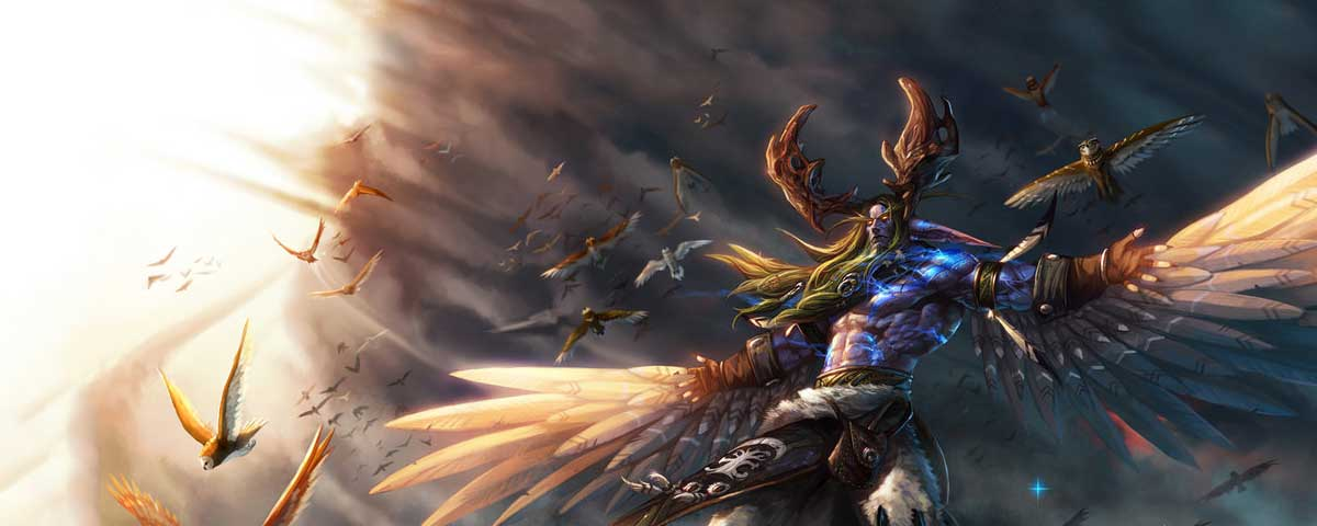 Quotes by Malfurion Stormrage
